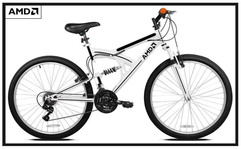 Amd Custom Mountain Bike 299