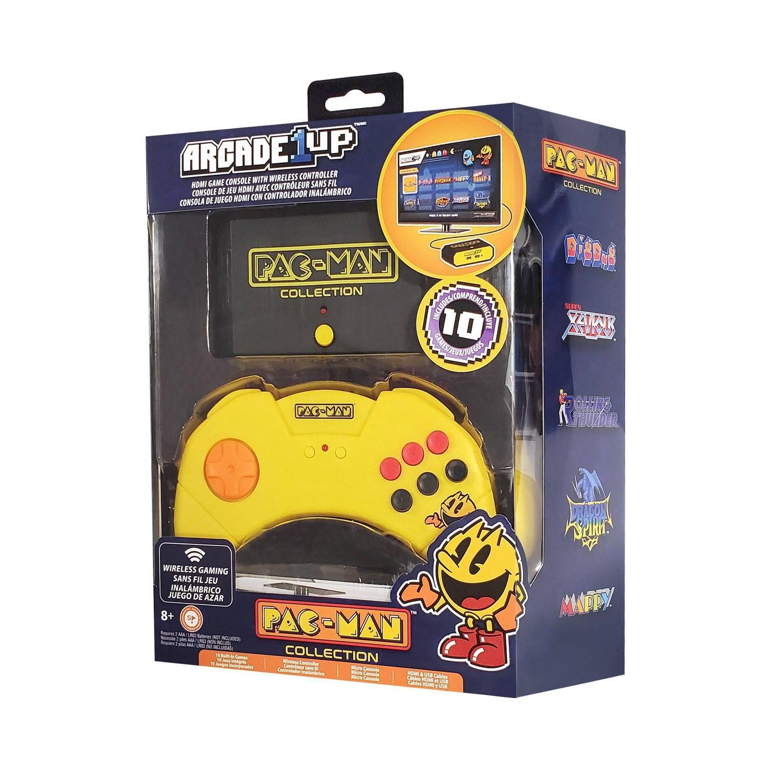 Arcade1Up Wireless Plug & Play Set - 19.99 Target MEGA MAN & PAC-MAN