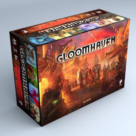 Gloomhaven $75 YMMV