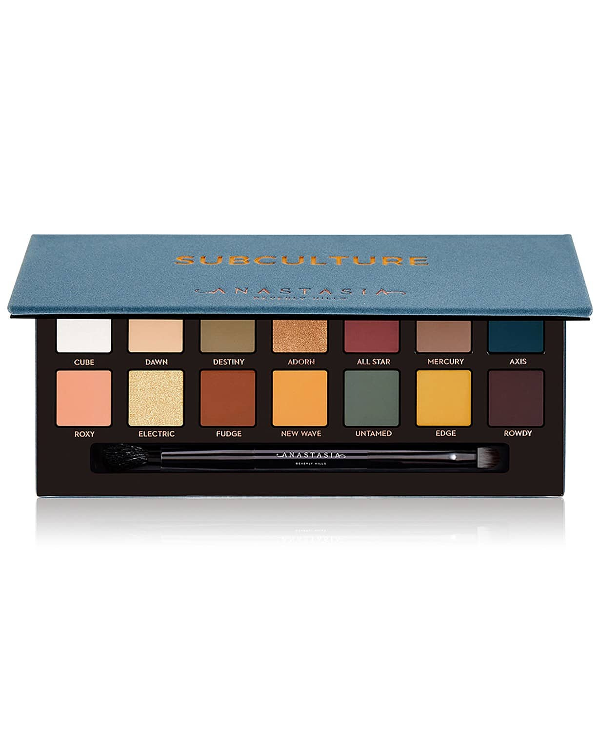 Anastasia Beverly Hills Subculture Eye Shadow Palette $25