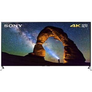 "Sony XBR-65X900C 65"" 4K Ultra HD Smart TV $1299.99 - (REFURB) Free S/H eBay"