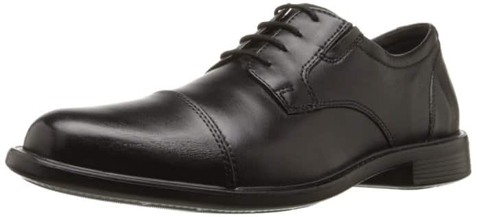 Bostonian Men's Maynor Cap Oxford on sale at Amazon, many sizes discounted, as low as $20.77 for size 10