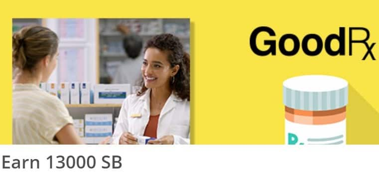 Swagbucks: Get $130 With GoodRx Gold Subscription Signup & Making A Purchase ($5.99 Cost)
