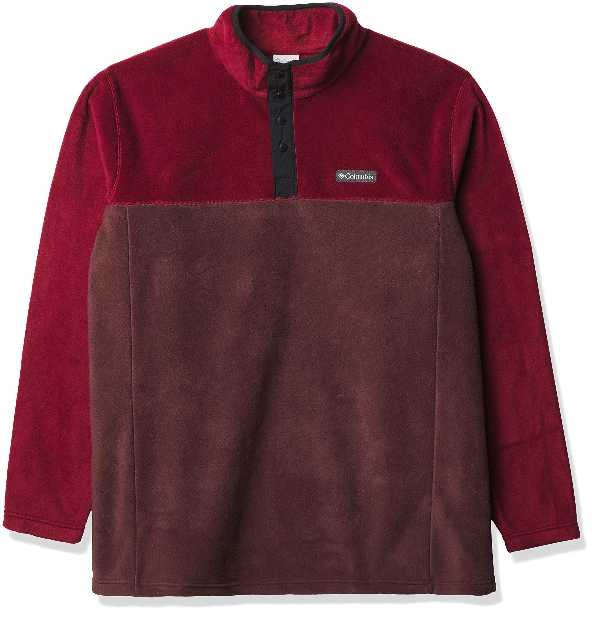 Columbia Men's Steens Mountain Full Zip 2.0 Fleece $20.99(Charcoal Heather)