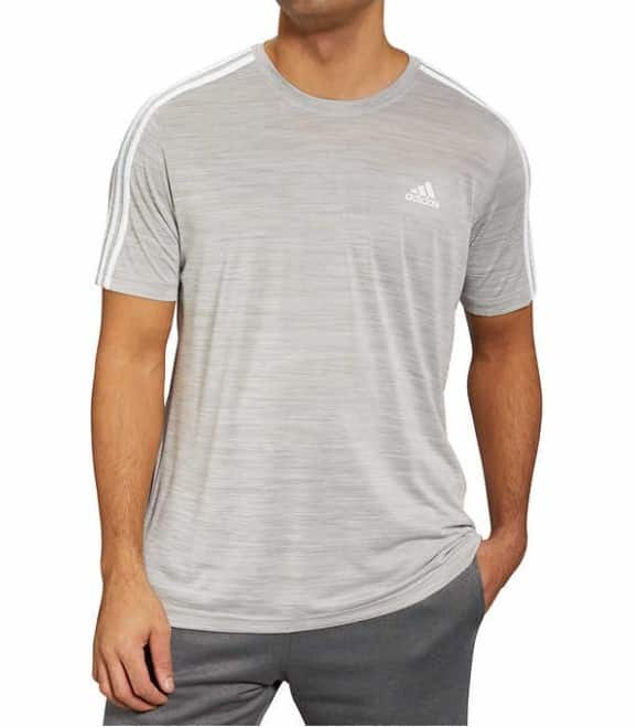 Costco: adidas Men's Tech Tee 1 for $11.99  5 for $39.95  10 for $69.90