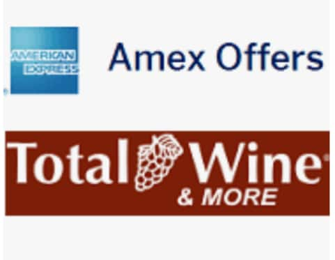 Total Wine & More Amex Offer: Spend $100 Get $20 Back  You can buy a $100 Total Wine gift card in-store to lock in the 20% discount