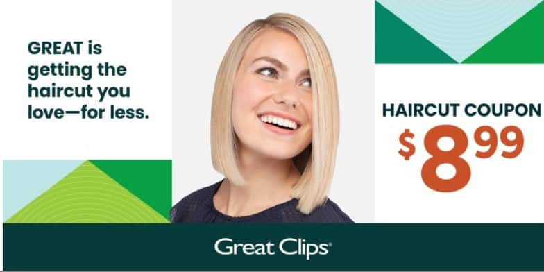 Great Clips: $8.99 Haircut (New York, New Jersey & Connecticut)