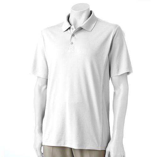 4 FILA Performance Golf Polos $34 @Kohls