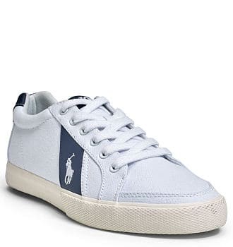 Ralph Lauren Men's Hugh Canvas Sneaker $19.99 + Shoes starting at $12.99 @ Ralph Lauren Free Ship w/$125 + Purchase