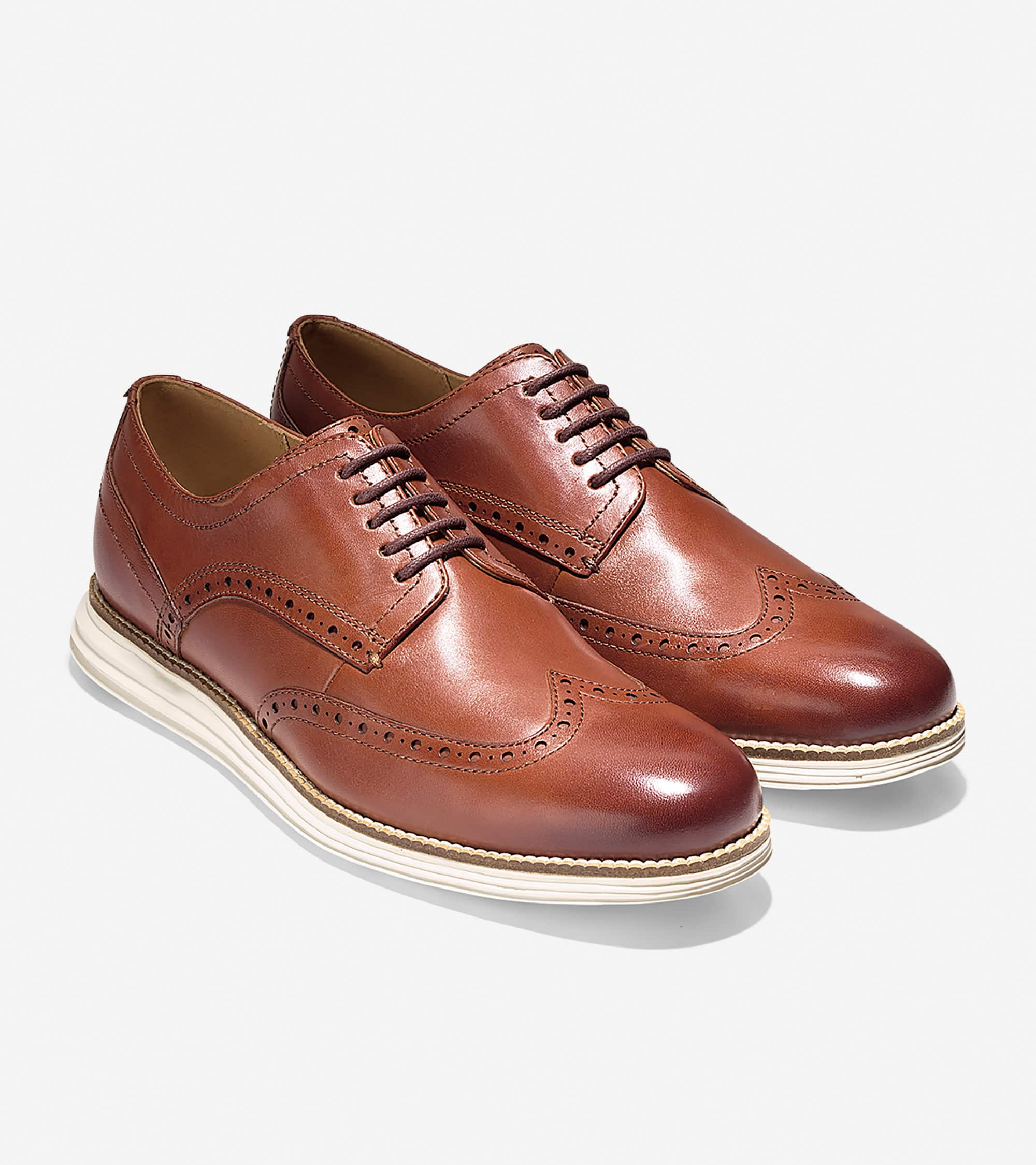 Cole Haan Men's Original Grand Wingtip Oxford Shoe $89.99 + Free Shipping @ Costco