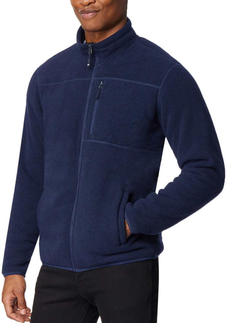 32 Degrees Men's Sherpa Lined Fleece Jacket $9.97 + Free Shipping @ Costco