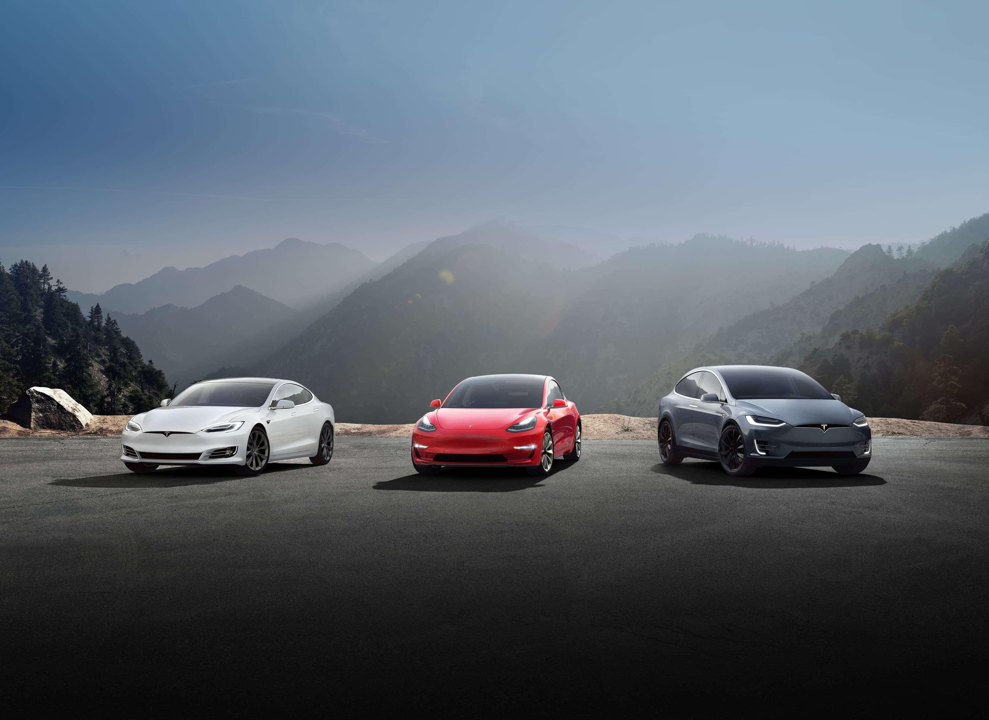 Tesla: Model S and X $5,000 Price cut / Model 3 $2000 Price cut