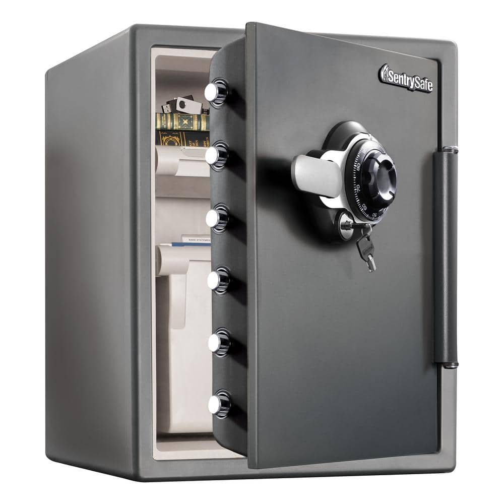 Home Depot: Special Buy Savings Up to 20% off Select Safes|Armorguard 18-Gun Fire Rated Safe with Electronic Lock and Door Storage, Black $429.99 + FS