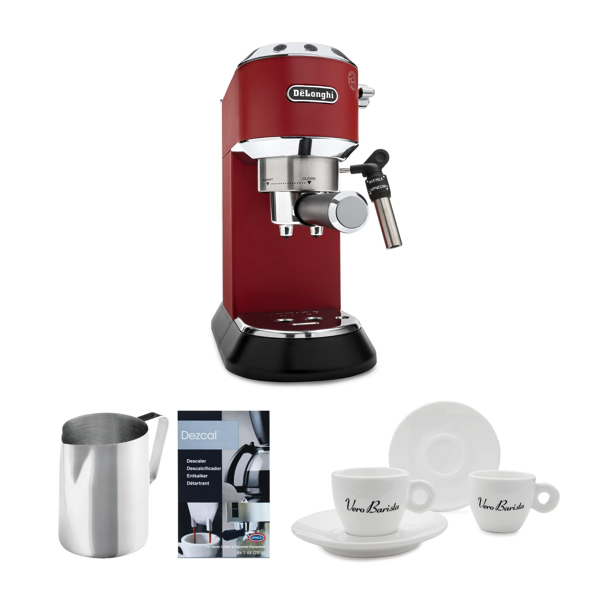 DeLonghi Dedica Deluxe 15-Bar Pump Espresso Machine EC685R  $245 + Free Shipping