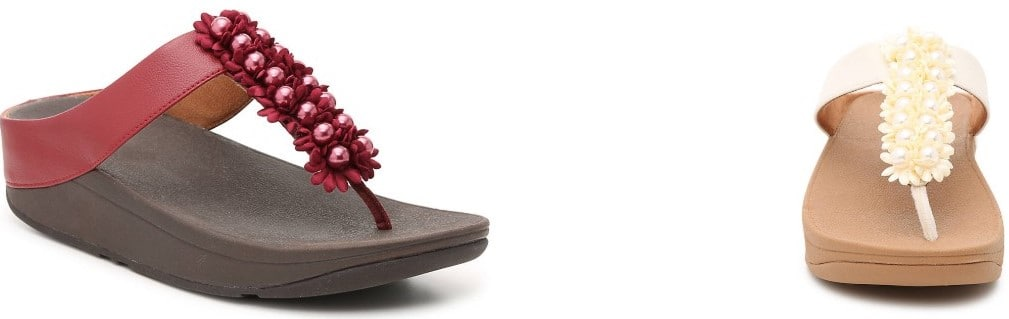 DSW: FitFlop Women's Verna Wedge Sandal $15 +  Shipping is free with VIP Rewards Membership