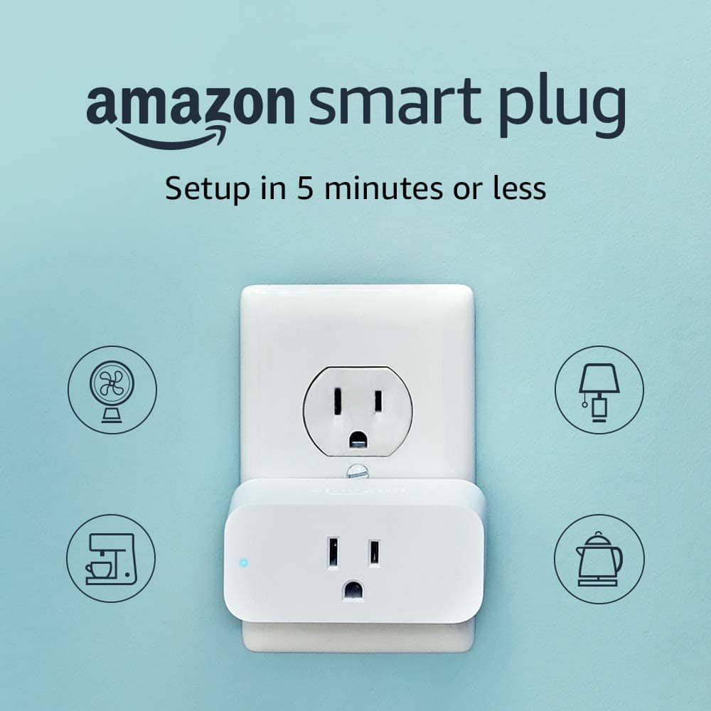 Amazon: Amazon Smart Plug $0.99 (After $24 Credit) Offer is only valid for eligible customers