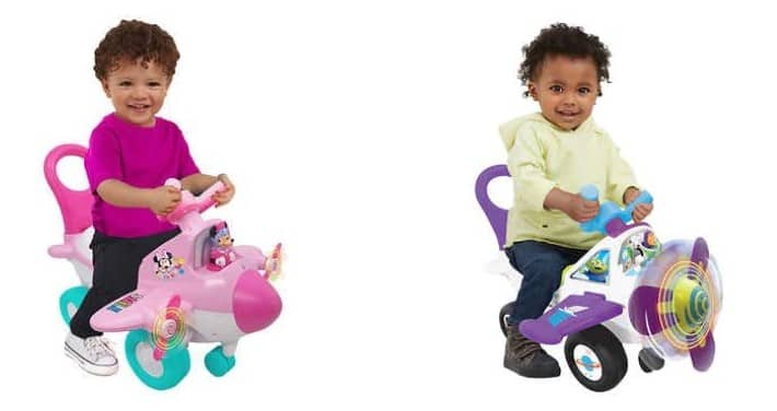 Costco: Paw Patrol E-Cruiser Ride-On Car, Blue or Pink $99.99 + FS| Disney Lights N' Sounds Minnie Mouse Activity Plane $32.99+ FS