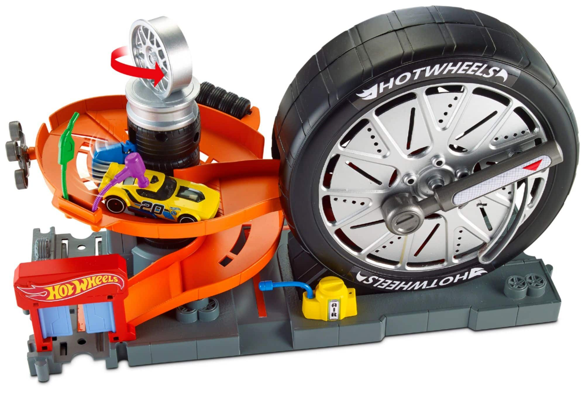 Hot Wheels City Super Play Set (Various Styles) $10.99 + Free Curbside Pickup