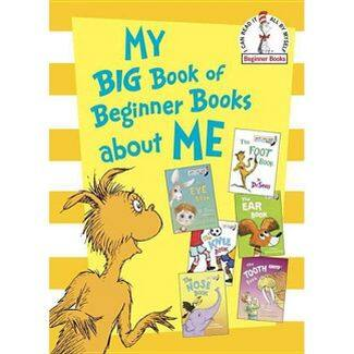 Target: My Big Book of Beginner Books About Me (Hardcover) by Dr. Seuss $7.99 + Free Store Pickup
