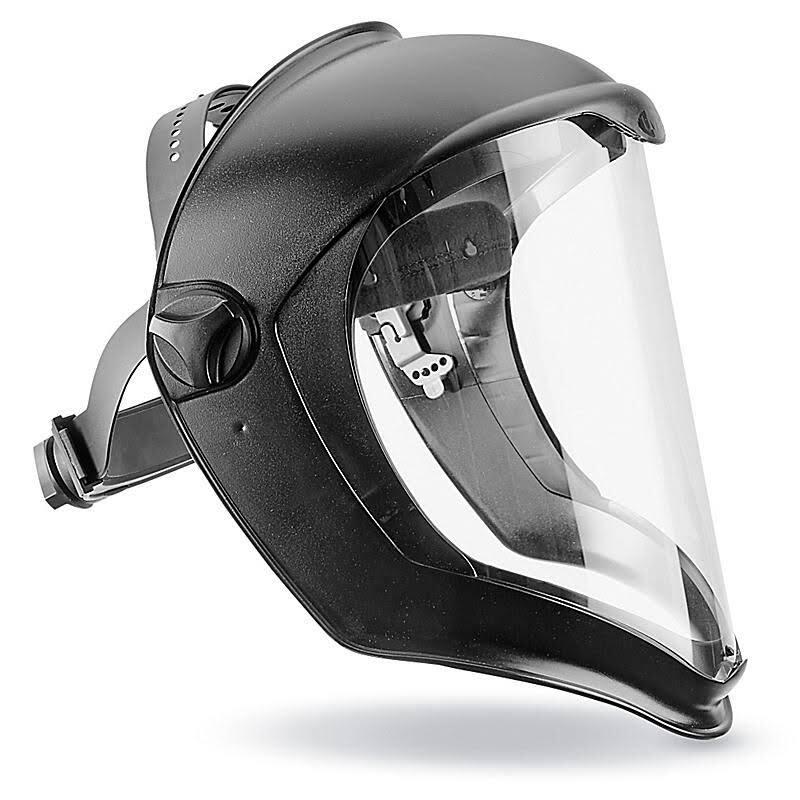 Amazon: Honeywell Uvex Bionic Face Shield w/Clear Polycarbonate Visor $21.47