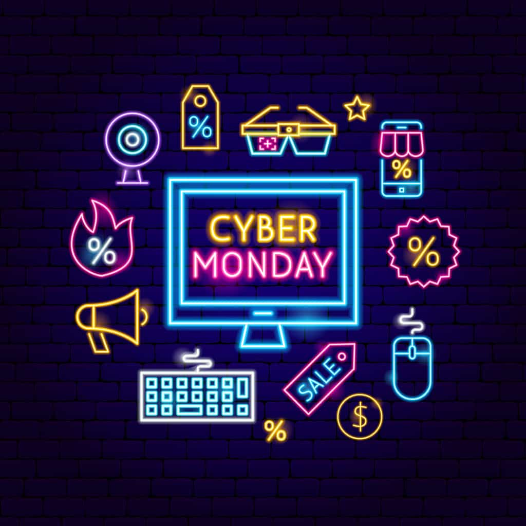 Cyber Monday 2020 Sales ROUNDUP