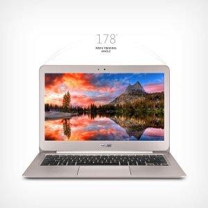 ASUS ZenBook UX305UA 13.3-Inch Laptop (6th Generation Intel Core i5, 8GB RAM, 256 GB SSD, Windows 10) for $699.99 @amazon