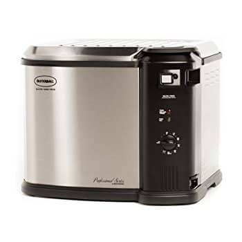 Butterball XL Indoor Electric Turkey Fryer, 20 lbs for $54.50 @amazon