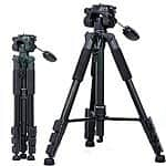 5% off zomei camera tripod monopod
