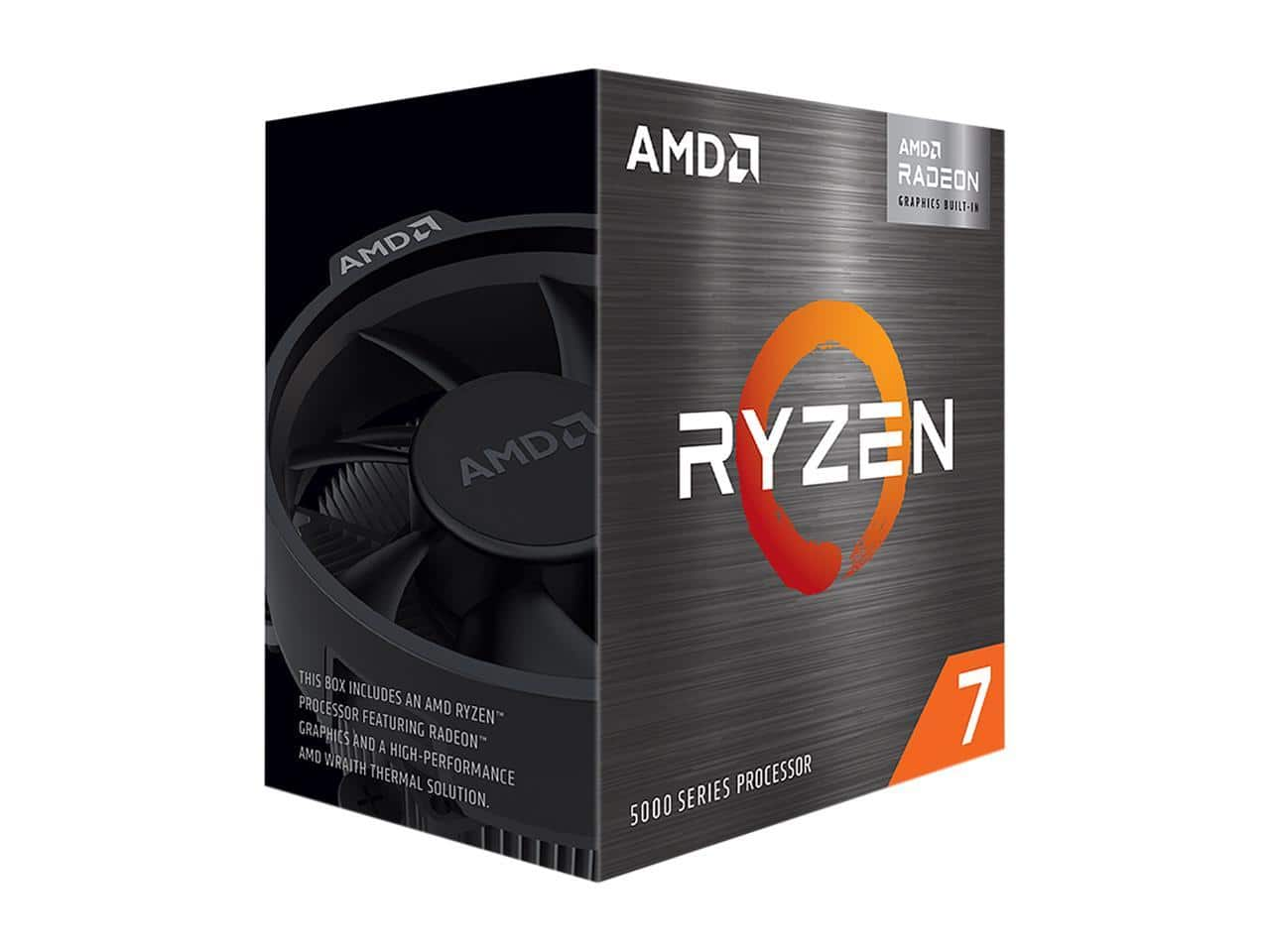 AMD Ryzen 7 5700G now available on Newegg.com - $364 w/shipping