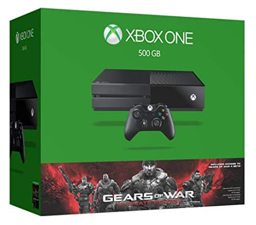 Xbox One 500GB Gears of War Ultimate Edition Bundle for $229.99 (Target)
