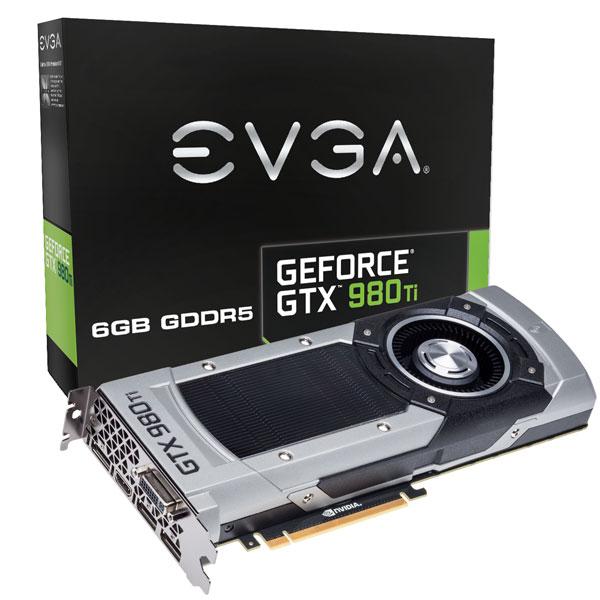 EVGA GTX 980Ti $199