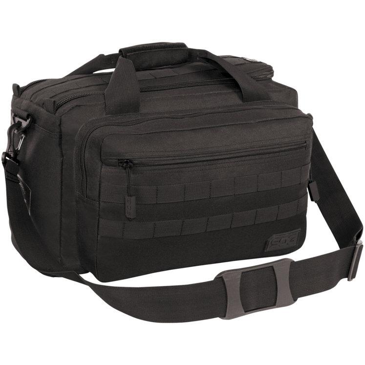 SOG ECHO BLACK RANGE BAG - $34.99 Mill's Fleet Farm