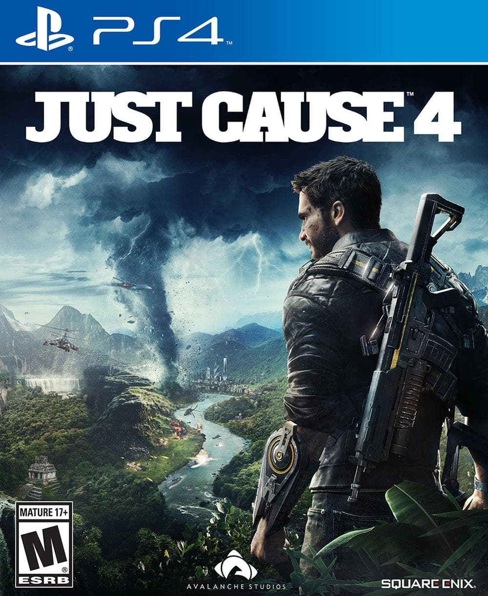Just Cause 4 (PS4 and Xbox One) $9.99 Pre-Owned at Gamestop