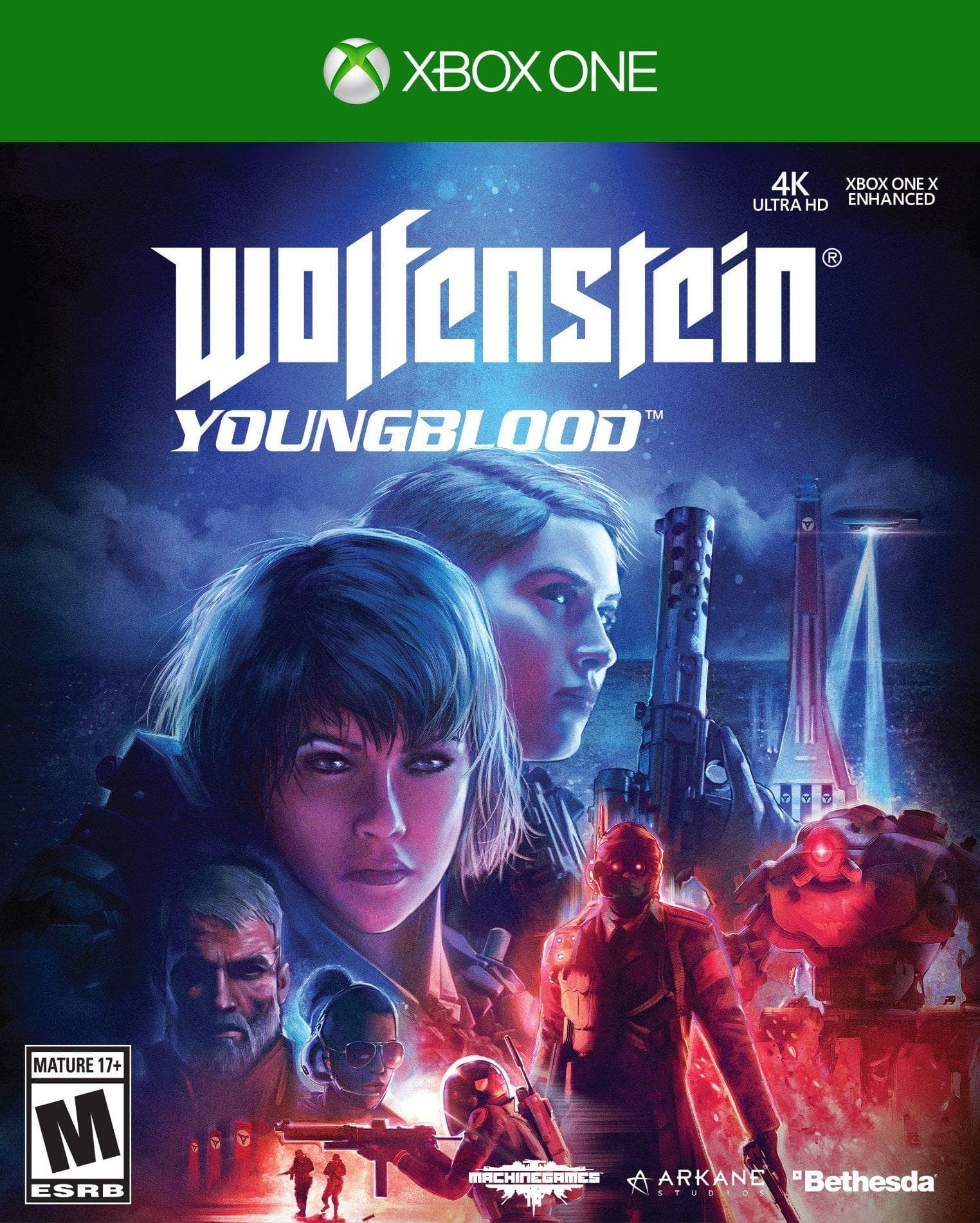 Wolfenstein: Youngblood $7.99 Pre-Owned at Gamestop (Xbox One)