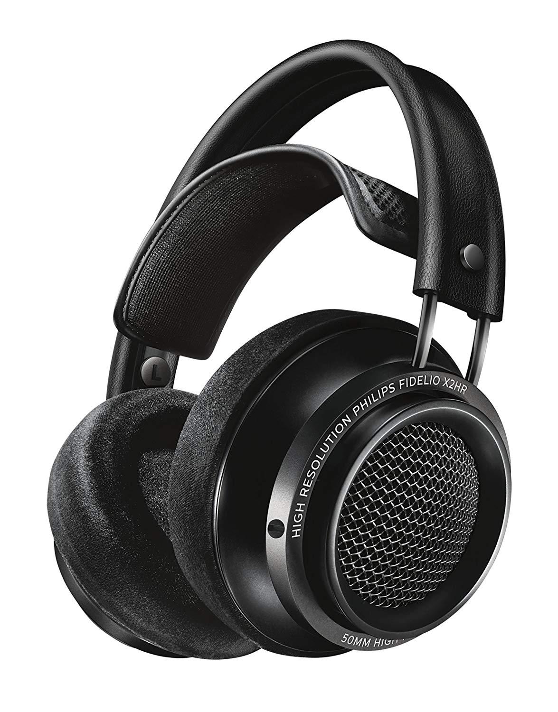 Philips X2HR Fidelio Over Ear Headphone - $124.99 @ Amazon