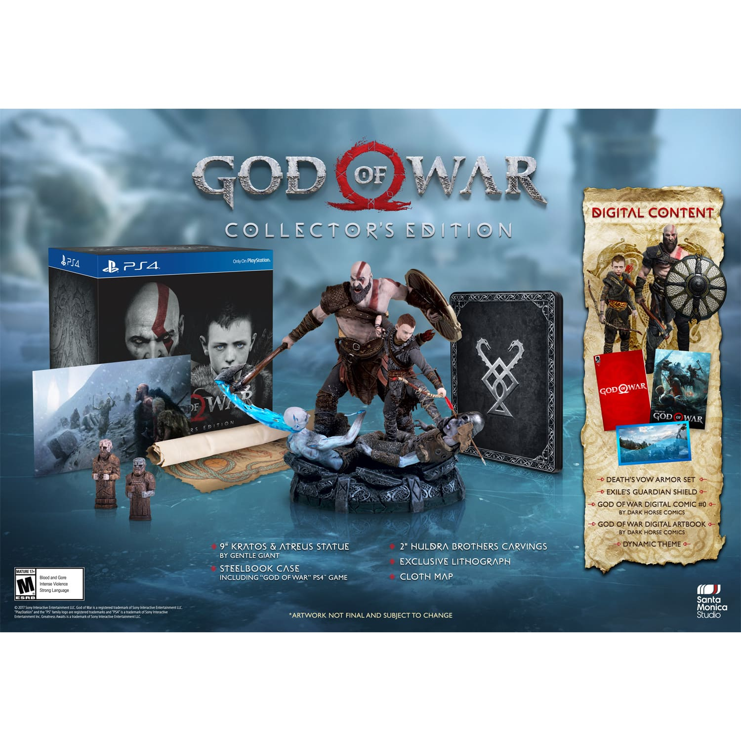 God of War Collector's Edition for 79.97 and 5$ shipping at Costco **Members Only** $85