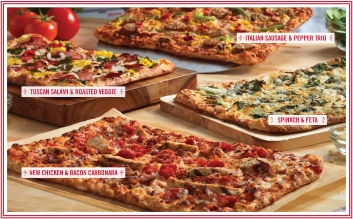 Free Domino's Artisan Pizza  (Facebook Required)