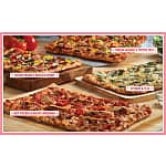 Free Domino's Artisan Pizza