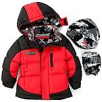 Toddler Boys & Girls $5 Coat Clearance (Assorted Styles & Colors): ZeroXposure, v9 & Weather Tamer