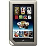 "8GB Barnes & Noble NOOK 7"" Wi-Fi  Tablet (Silver)"