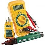 Extech Multimeter Test Kit (MN24-KIT)