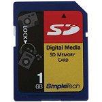 1GB Dane Elec SD Memory Card (1244V715)