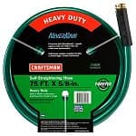 Craftsman 75' Heavy Duty Neverkink Self-Straightening Hose