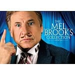 Mel Brooks Movie Collection on Blu-ray: Blazing Saddles, Spaceballs, Young Frankenstein, History Of The World Part 1, High Anxiety & More