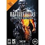 Battlefield 3 Limited Edition (PC Pre-order)