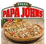 $10 Papa John's Pizza Gift Card (New Onsale Customers)