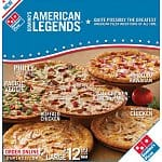Domino's 50% Off Pizza Online at Menu Price w/ FaceBook Like