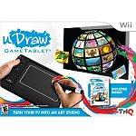 uDraw GameTablet w/ uDraw Studio: Instant Artist: Wii $35, Playstation 3 or Xbox 360