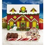 Home for the Holidays Treats Gift Box $2.50, All Smiles Holiday Gift Basket + $10 Gift Card