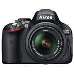Nikon D5100 Digital SLR Camera + 18-55mm G VR DX AF-S Zoom Lens (Refurbished) $590 or Body Only (Refurbished)